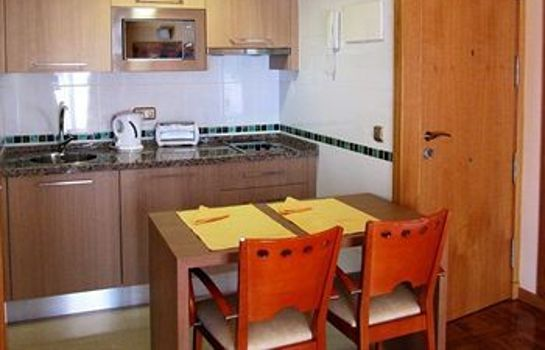 Kitchen in room Apartaments MS Alay