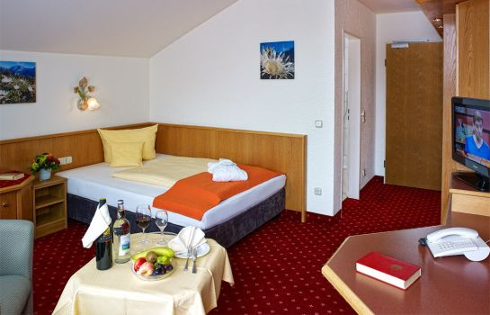 Chambre individuelle (confort) WellVital Hotel Tyrol