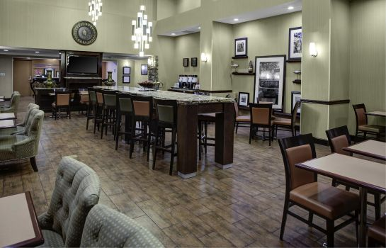 Hotelhalle Hampton Inn and Suites-Bakersfield-Hwy 58 CA