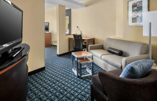 Zimmer Fairfield Inn & Suites Baltimore Downtown/Inner Harbor
