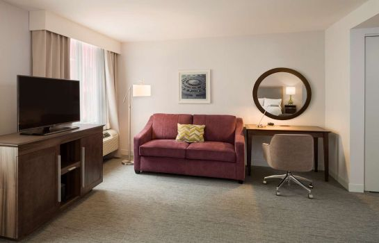 Kamers Hampton Inn Manhattan-Times Square South