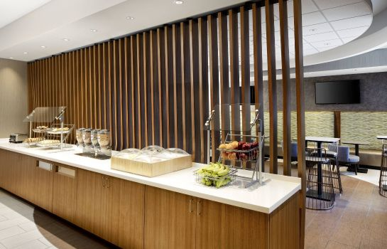 Restaurant SpringHill Suites Indianapolis Downtown