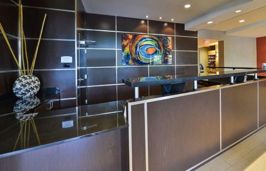 Hol hotelowy Airport South & Cruise Port Cambria Hotel Ft Lauderdale
