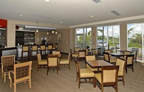 Restauracja Airport South & Cruise Port Cambria Hotel Ft Lauderdale