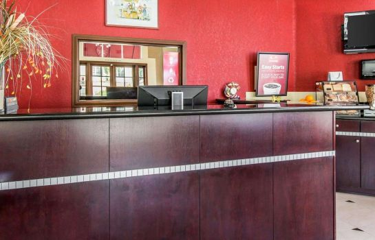 Hotelhal Econo Lodge Inn & Suites Fallbrook Downtown