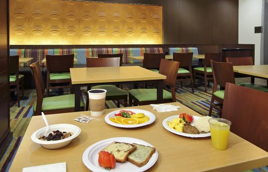 Restaurant Fairfield Inn & Suites Fort Lauderdale Airport & Cruise Port