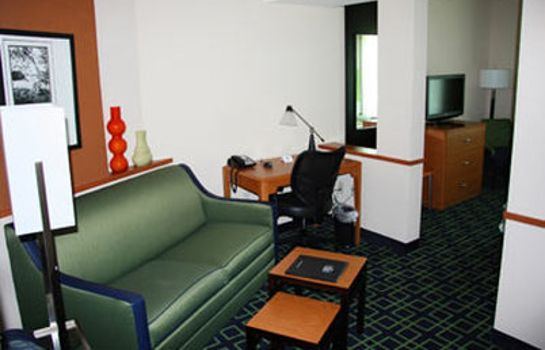 Suite Fairfield Inn & Suites Fort Lauderdale Airport & Cruise Port