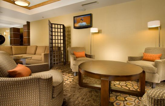 Hotelhalle Holiday Inn Express & Suites ALEXANDRIA - FORT BELVOIR