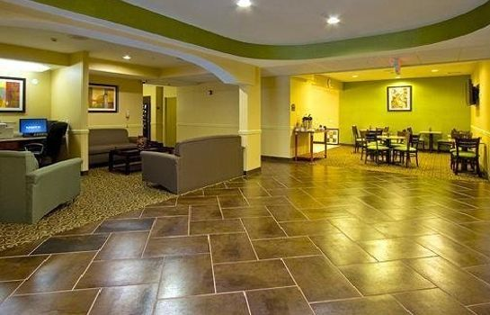 Lobby Comfort Suites Atlantic City North