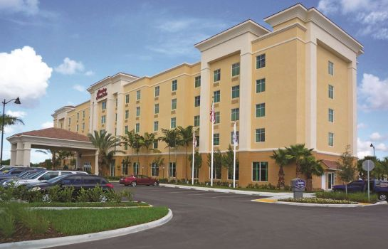Außenansicht Hampton Inn & Suites Miami-South/ Homestead
