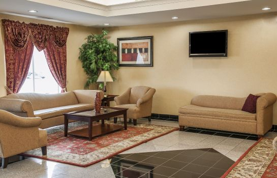 Hol hotelowy Comfort Suites Indianapolis