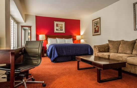Suite Clarion Hotel Downtown Oakland City Center