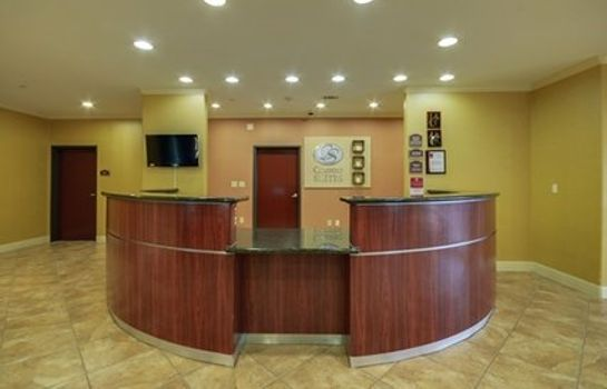 Vestíbulo del hotel Comfort Suites Pearland - South Houston