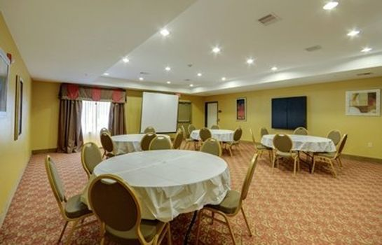 Sala de reuniones Comfort Suites Pearland - South Houston