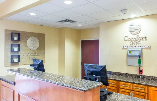 Hall Comfort Inn New Orleans Airport