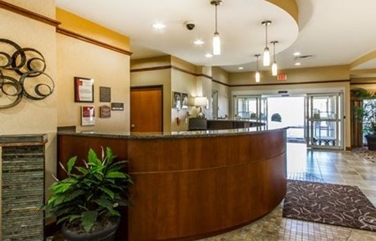 Hall University Area Comfort Suites Urbana Champaign