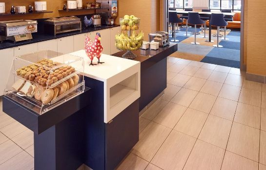 Sala colazione LivINN Hotel Minneapolis South / Burnsville