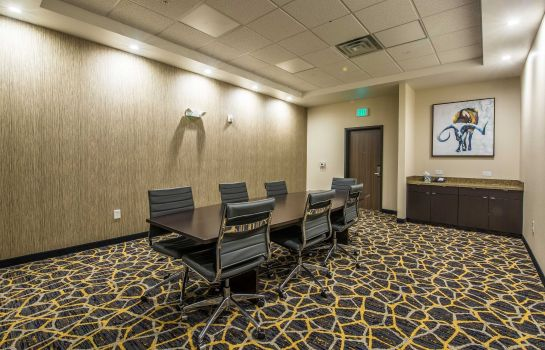 Conference room Fairfield Inn & Suites Denver Downtown