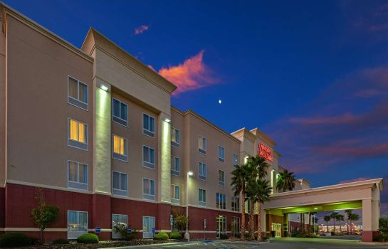 Außenansicht Hampton Inn - Suites El Paso West