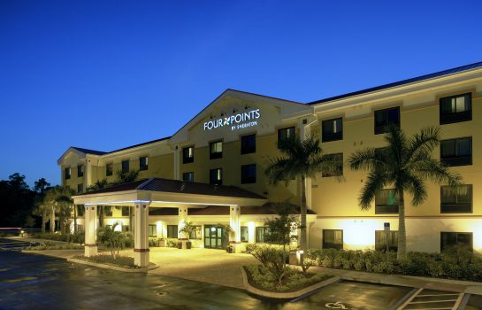 Buitenaanzicht Four Points by Sheraton Fort Myers Airport