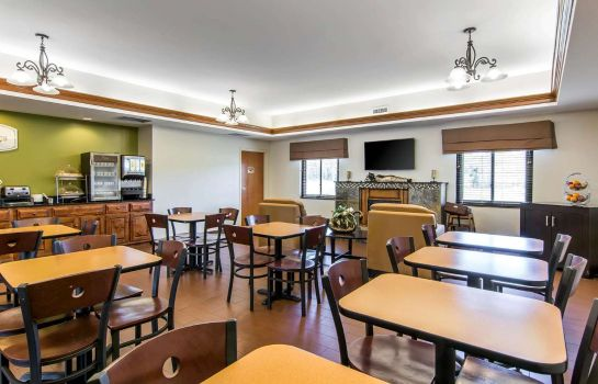 Restaurant Sleep Inn & Suites At Fort Lee