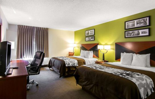 Suite Sleep Inn & Suites At Fort Lee