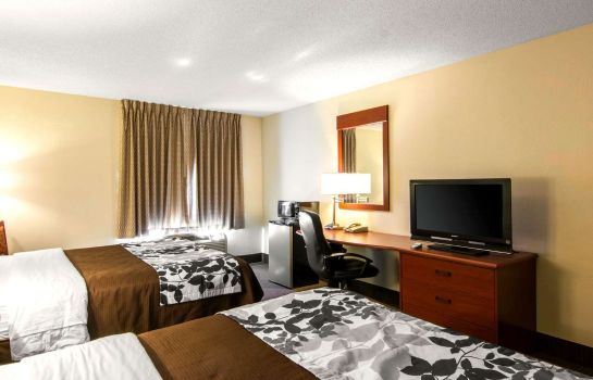 Kamers Sleep Inn & Suites At Fort Lee