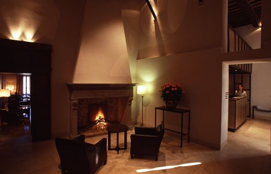Hall Castel Monastero Resort&Spa Tuscany
