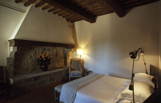 Camera Castel Monastero Resort&Spa Tuscany