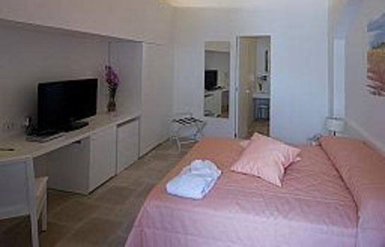 Chambre double (confort) Hotel San Giuseppe