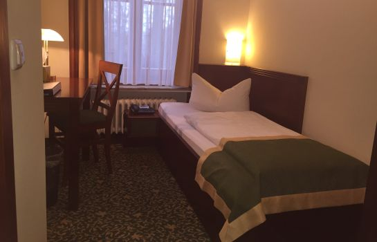 Single room (standard) Parkhotel Zirndorf