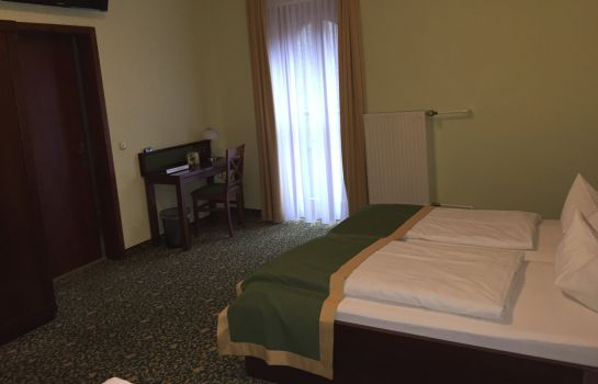 Double room (superior) Parkhotel Zirndorf