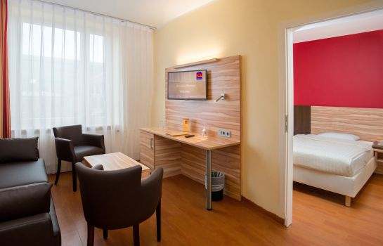 Chambre double (confort) Star Inn Hotel Premium Bremen Columbus, by Quality