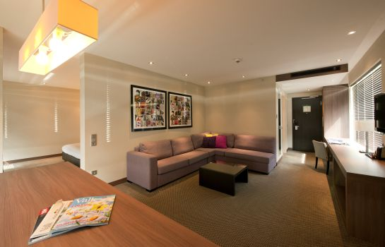 Junior Suite Van der Valk Airporthotel