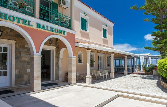 Exterior view Balcony Hotel - Adults Only