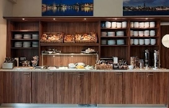 Buffet prima colazione Holiday Inn Express HAMBURG-ST. PAULI MESSE