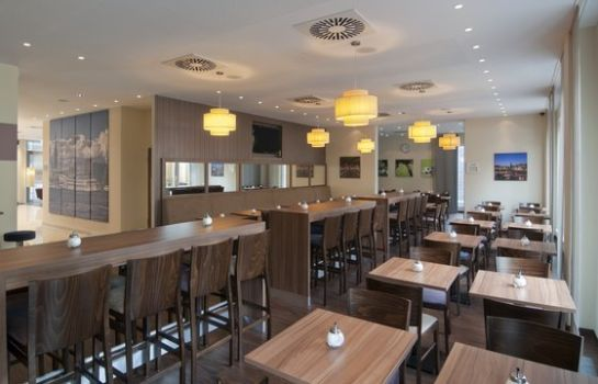 Ristorante Holiday Inn Express HAMBURG-ST. PAULI MESSE
