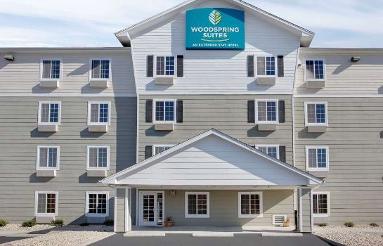Vista esterna WOODSPRING SUITES RICHMOND FOR