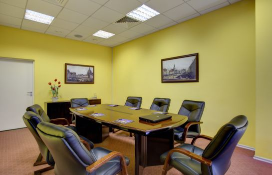 Conference room Izmailovo Alpha Hotel