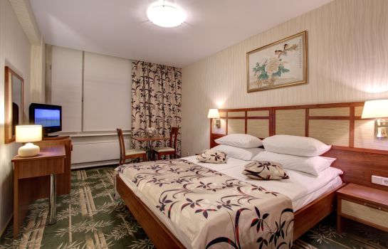 Single room (superior) Izmailovo Alpha Hotel