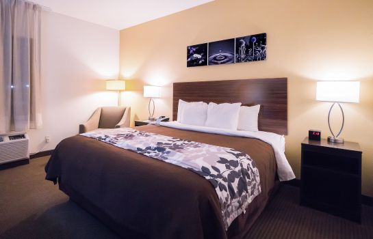 Chambre Sleep Inn & Suites Norman