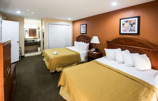 Suite Quality Inn Kennedy Space Center