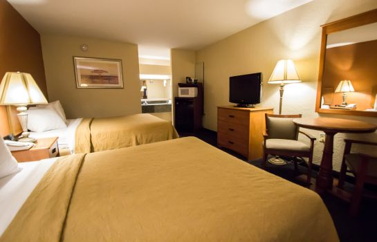 Kamers Quality Inn Kennedy Space Center