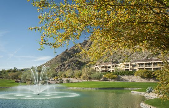 Vista exterior Phoenician Residences a Luxury Collection Residence Club Scottsdale