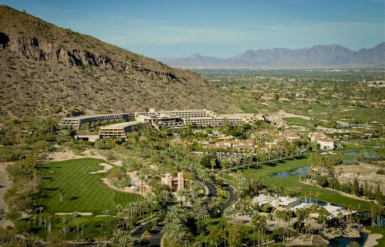 Vue extérieure Phoenician Residences a Luxury Collection Residence Club Scottsdale
