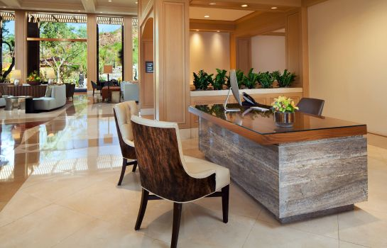 Vestíbulo del hotel Phoenician Residences a Luxury Collection Residence Club Scottsdale