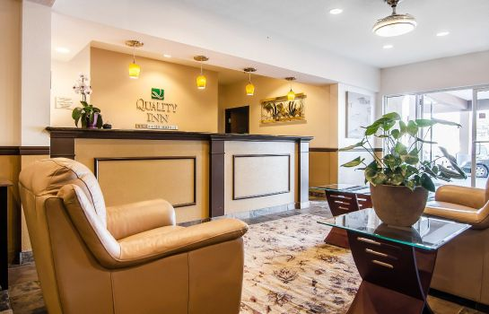 Hotelhal Quality Inn Lincoln City