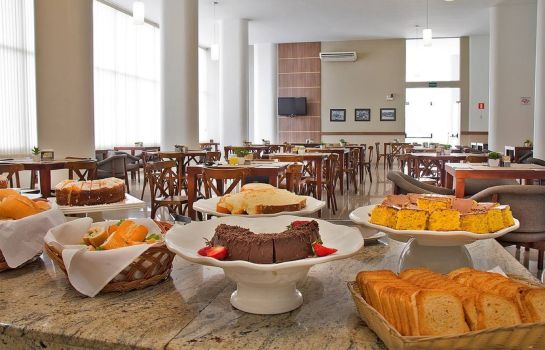 Breakfast room Gran Hotel Morada Do Sol