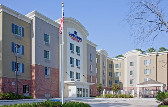 Vista exterior Candlewood Suites HOUSTON (THE WOODLANDS)