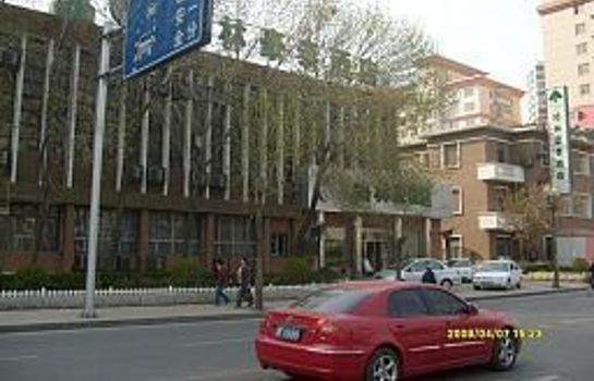 Exterior view Green Tree Inn Nanjing Road(Domestic guest only) Domestic only